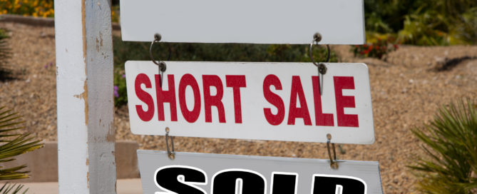 Short sale home buying